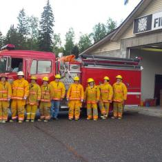 Volunteer Fire Depts